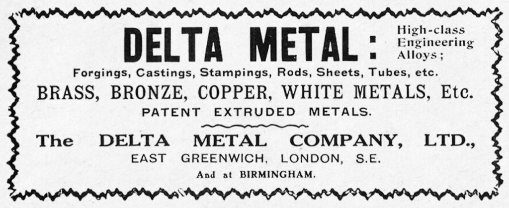 Delta Advert